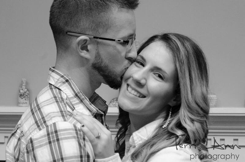 Chris &Katie Engagement Session