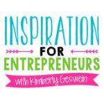 Inspiration for Entrepreneurs PodcastCover