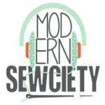 Modern Sewciety Podcast Cover