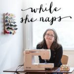 While She Naps Podcast Cover
