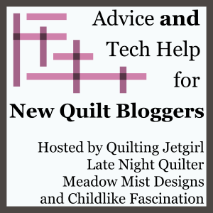 2015 New Quilt Bloggers