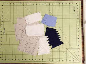 Unit C Pieces (make 4)