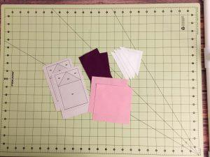 Unit B Pieces (make 2)